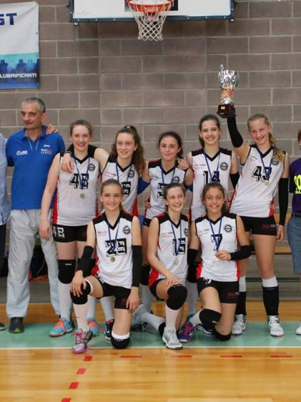 Eurovolley Campionesse Territoriali Under 13