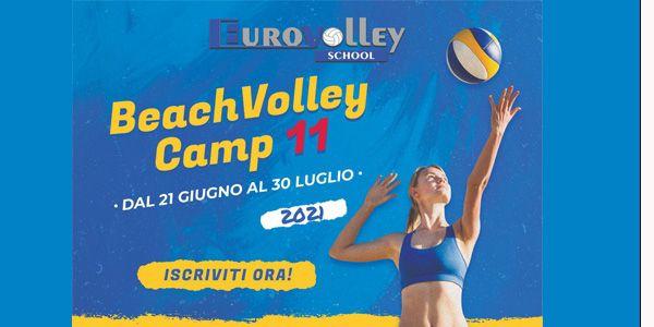 Eurovolleyschool – 11° Beach Volley Camp